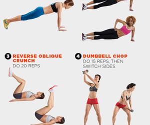 fitness, workout, and exercise image