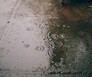 rain, photography, and indie image