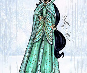 disney, jasmine, and hayden williams image
