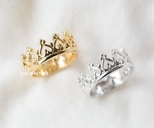 gold, Queen, and king image
