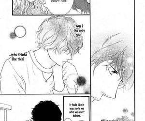 futaba, ao haru ride, and love image