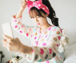 korean, ulzzang girl, and kimshinyeong image