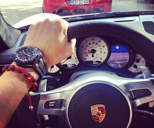 watch, car, and ferrari image