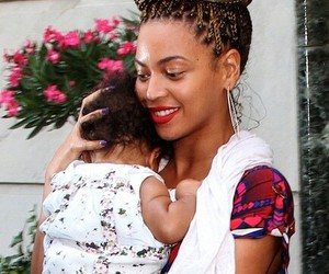 baby and beyoncé image