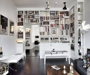 book, room, and white image