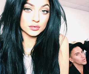 kylie jenner, hair, and jenner image