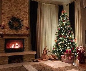 love, christmas, and girl image