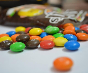 brown and m&ms image
