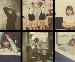 1989, polaroid, and Taylor Swift image