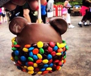 chocolate, food, and disney image