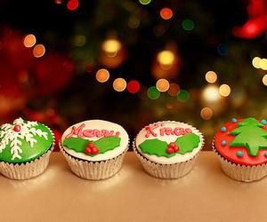 christmas, lights, and december image