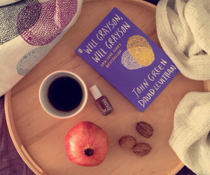 bed, chai tea, and essie image