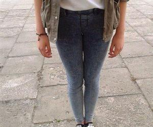 converse, girl, and style image