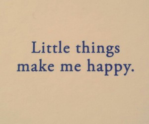 happy, little, and make image
