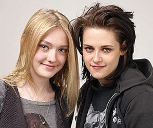 dakota fanning and kristen stewart image