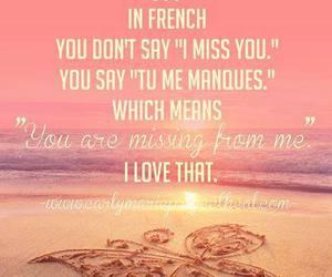 boyfriend, french, and girlfriend image