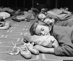 ballet, nutcracker, and vintage image