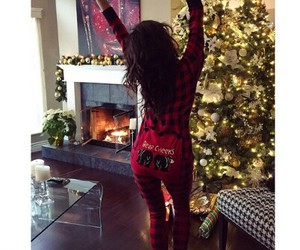 christmas, luxury, and outfit image