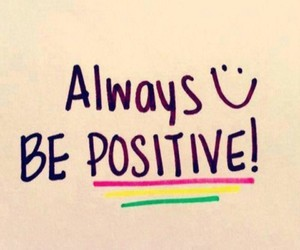 letters, positive, and quotes image