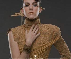 johanna mason, catching fire, and the hunger games image
