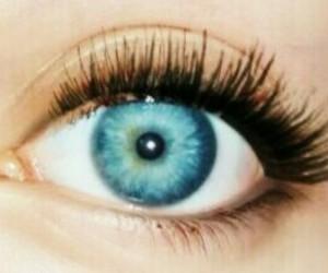 blue, blue eyes, and deep image