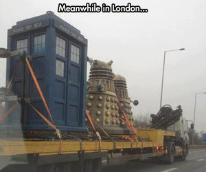 doctor, dr who, and london image