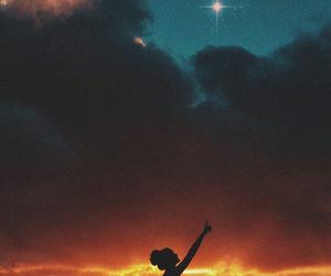 sky and stars image