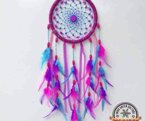 dreamcatcher, gypsy, and dreamer image