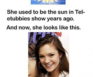 teletubbies, sun, and baby image