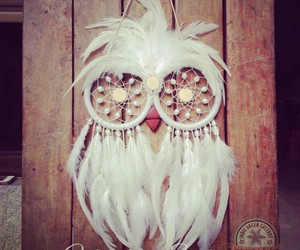 beautiful, dreamcatcher, and mysterious image