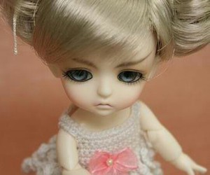 baby, baby doll, and cute image
