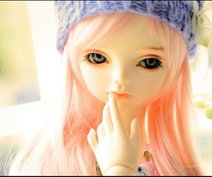 doll, perfect, and dolls image