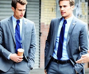 Hot, theo james, and handsome image