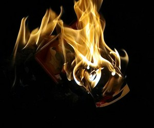 awesome, fire, and magic image