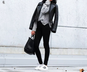 classy, girl, and streetstyle image