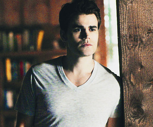 stefan salvatore, stefan, and tvd image