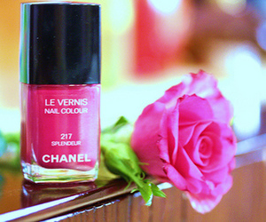 pink, style, and chanel image