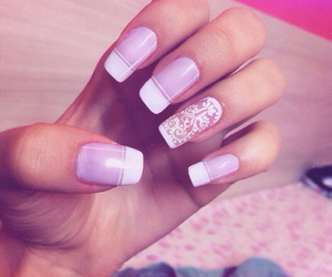 chanel, nails, and sweet image