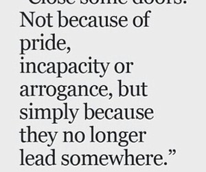 end, pride, and quotes image