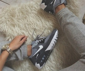 nike, air max, and shoes image