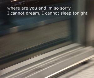 i miss you, Lyrics, and plane image