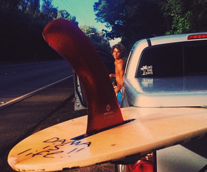 adventure, beach, and board image