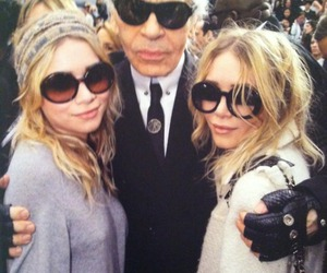 fashion and olsen twins image