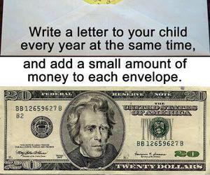 child and money image