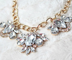 gorgeous and necklace image
