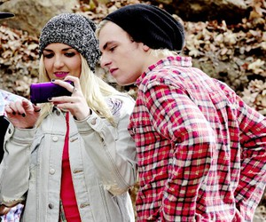 ross lynch and rydel lynch image