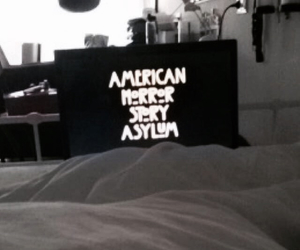asylum and bed image