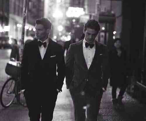 classy, handsome, and men image