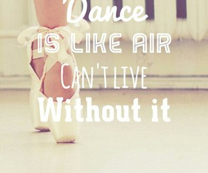 dance, ballet, and life image