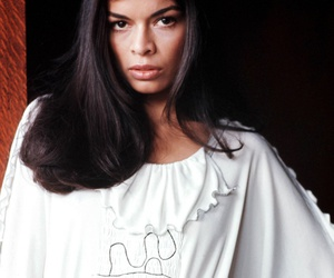 beauty, bianca jagger, and casual image